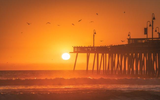 California Scenic Photography Pismo Beach, CA